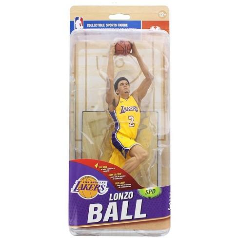 c1181d7ed86 LA Lakers McFarlane NBA Series 32 Action Figure  Lonzo Ball   Target