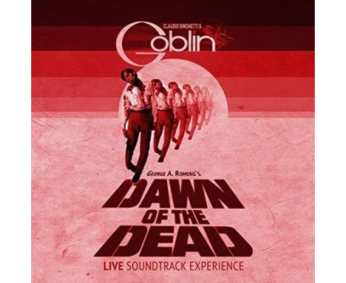 Claudio's Simonetti - Dawn Of The Dead:Live In Helsinki 201 (Vinyl) - image 1 of 1