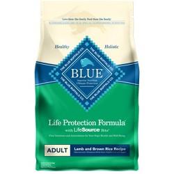 Blue Buffalo Adult Lamb & Brown Rice - Dry Dog Food
