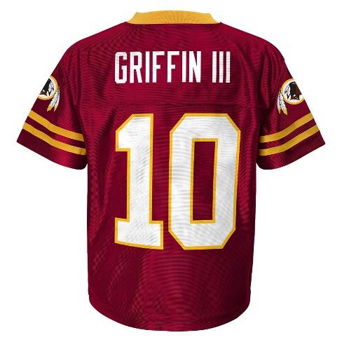 28f8d90e726 NFL Washington Redskins Robert Griffin III Jersey-... : Target
