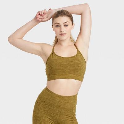 Women's Cozy Spacedye T-Back Bra - JoyLab™