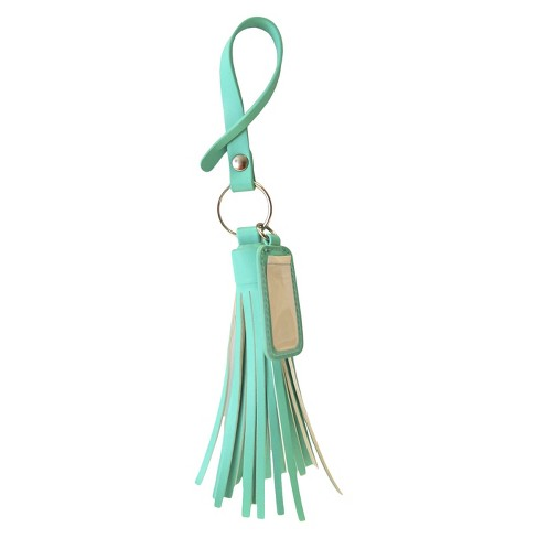 Tassel Luggage Tag (Colors May Vary) - image 1 of 11