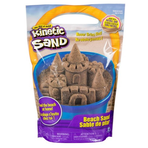Kinetic Sand - Beach Sand 3lbs. - image 1 of 3
