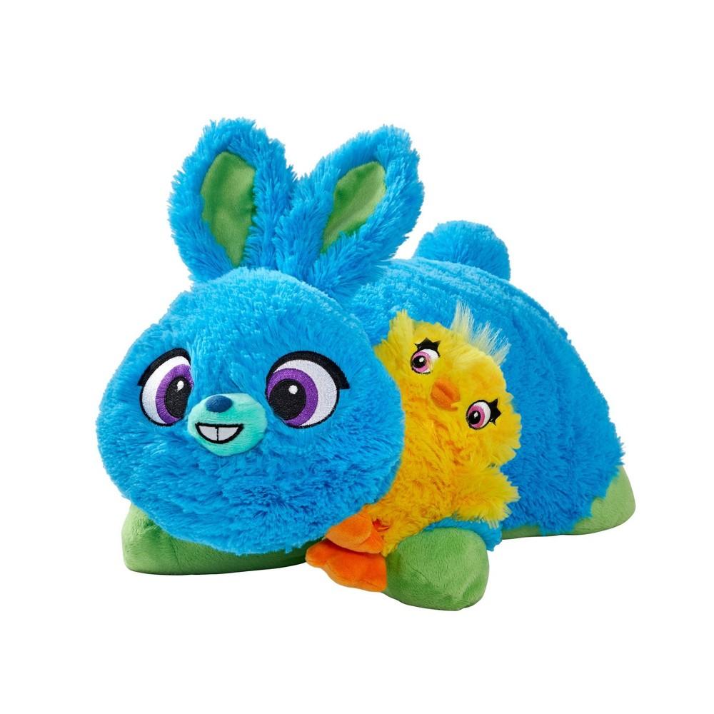 "Image of ""16"""" Disney Pixar's Toy Story 4 Bunny Ducky Large Throw Pillow - Pillow Pets"""