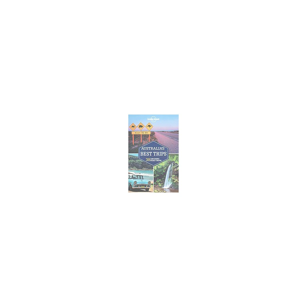 Lonely Planet Australia's Best Trips (Paperback) (Lonely Planet Publications & Anthony Ham)