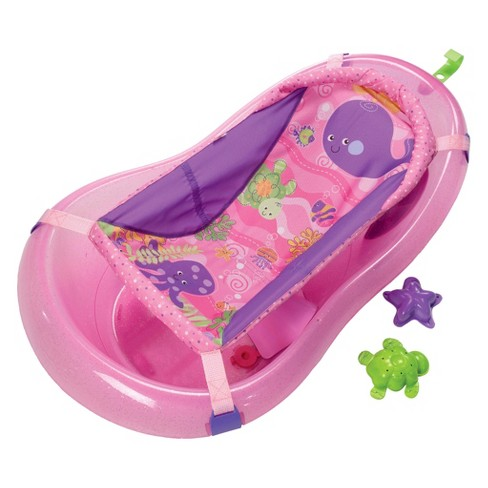 Fisher-Price Pink Sparkles Tub - image 1 of 5