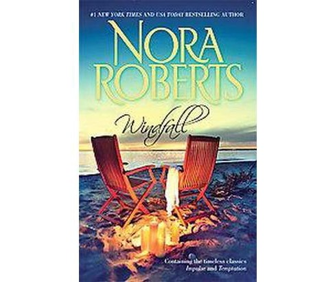 Windfall (Paperback) by Nora Roberts - image 1 of 1