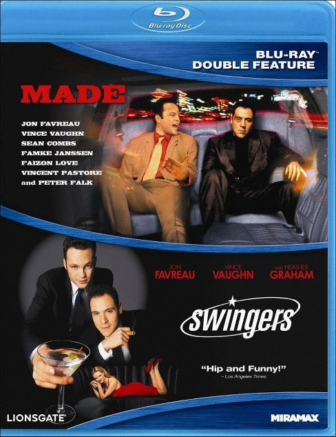 Swingers/Made (Blu-ray) - image 1 of 1