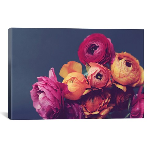 Deep Blooms by Lupen Grainne Canvas Print 12 x 18 - iCanvas - image 1 of 2