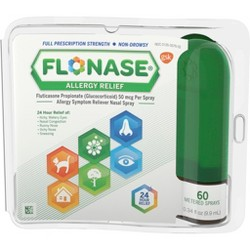 Flonase Allergy Relief Nasal Spray - Fluticasone Propionate - 0.34 fl oz