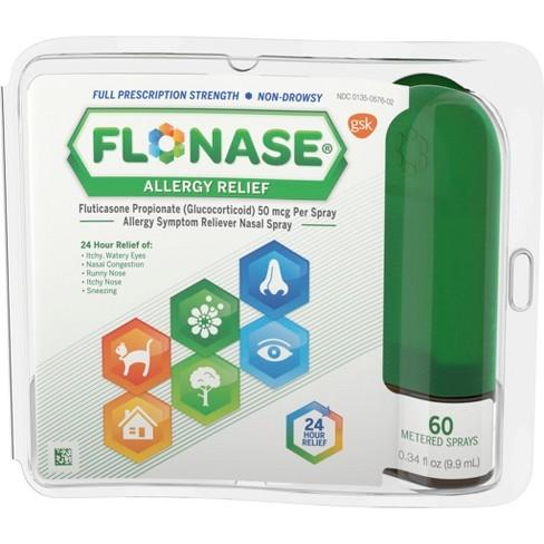 Flonase Allergy Relief Nasal Spray - Fluticasone Propionate - image 1 of 4