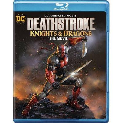 Deathstroke: Knights and Dragons (Blu-ray + DVD + Digital)