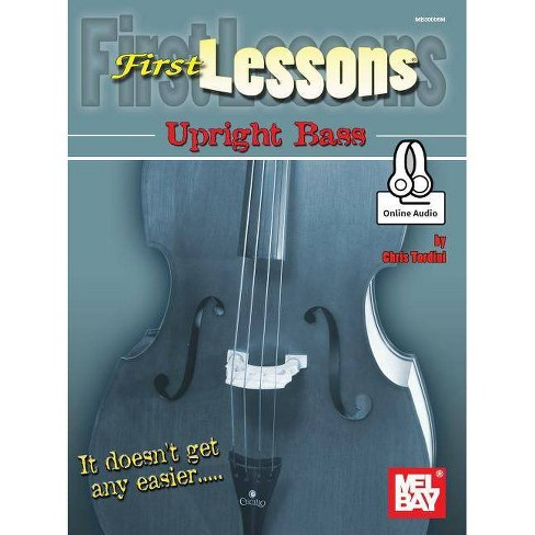 First Lessons Upright Bass - (Paperback) - image 1 of 1
