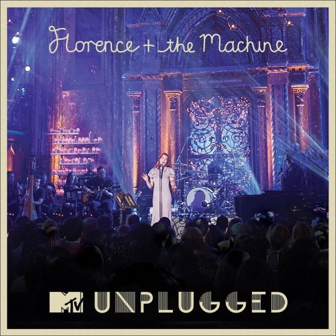 Florence & the machi - Mtv unplugged (CD) - image 1 of 1