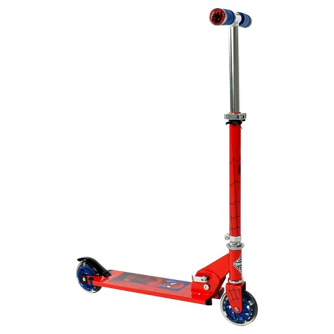 Huffy Spider-Man Folding Scooter - Red - image 1 of 4