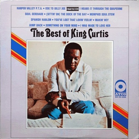 King Curtis - Best Of King Curtis (Vinyl) - image 1 of 1
