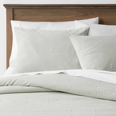 Clipped Linework Comforter & Sham Set - Threshold™