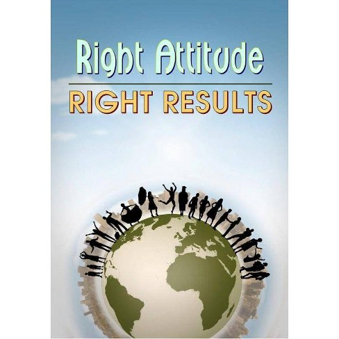 The Right Attitude, The Right Results (DVD) - image 1 of 1