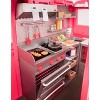 """Our Generation Pink Grill to Go Food Truck with Accessories for 18"""" Dolls - image 3 of 4"""