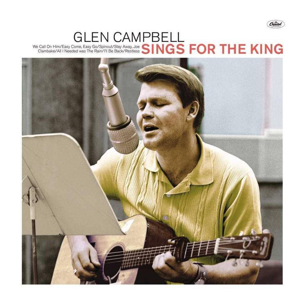 Glen Campbell Glen Sings For The King Vinyl