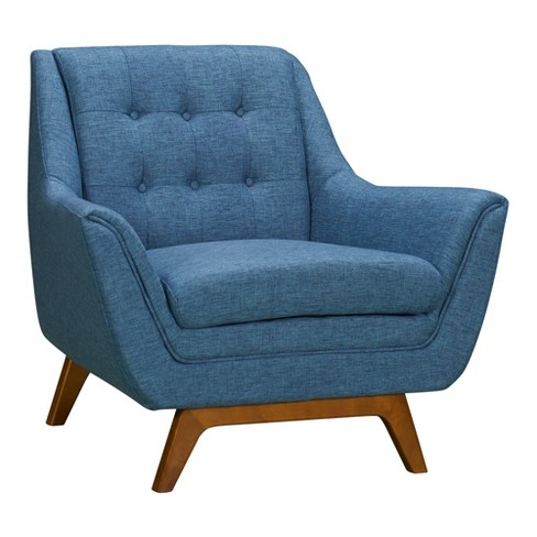 Darna Mid-Century Sofa Chair - Modern Home