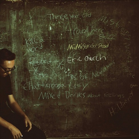 Eric Church - Mr. Misunderstood - image 1 of 1