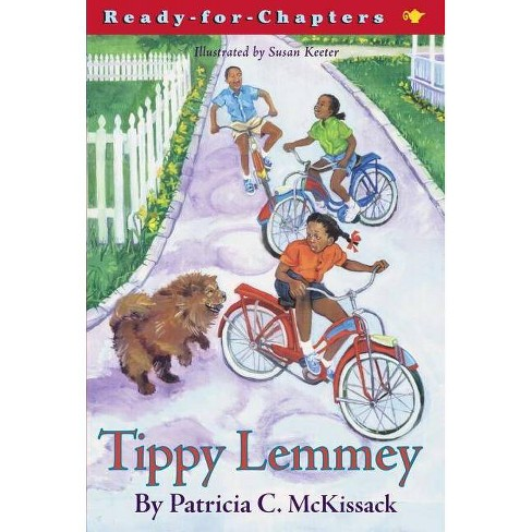 Tippy Lemmey - (Ready-For-Chapters) by  Patricia C McKissack (Paperback) - image 1 of 1