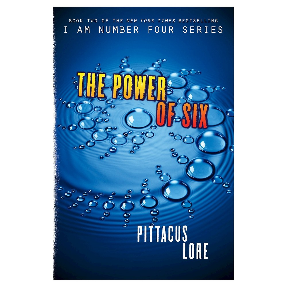 The Power Of Six Paperback
