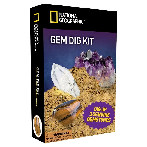 National Geographic™ Gemstone Dig Kit - image 1 of 1