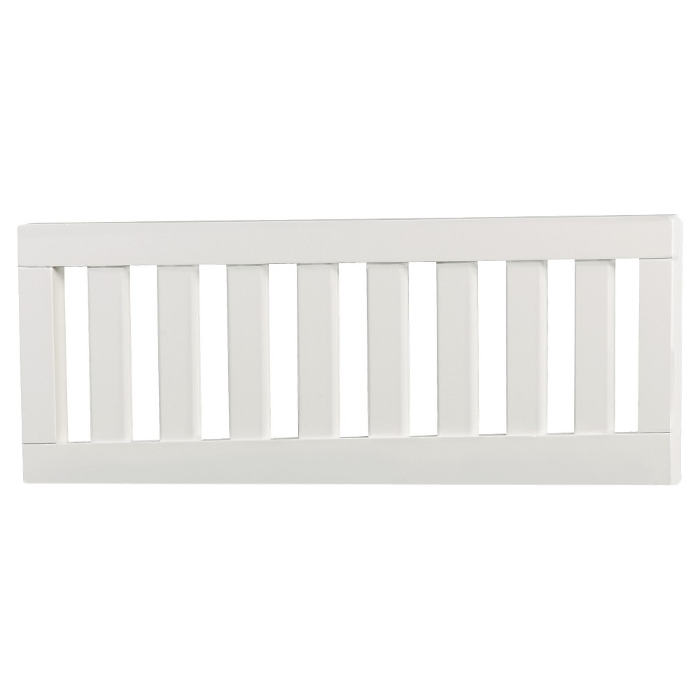 Image of Simmons Kids SlumberTime Toddler Guardrail - Madisson - White Ambiance
