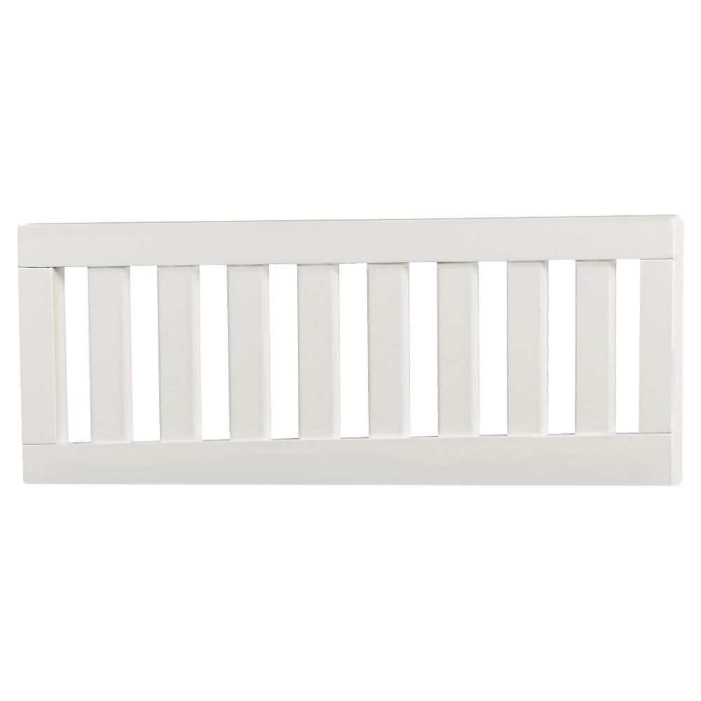 Simmons Kids SlumberTime Toddler Guardrail - Madisson - White Ambiance