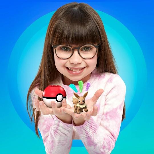 Mega Construx Pokémon Eevee Building Set image number null