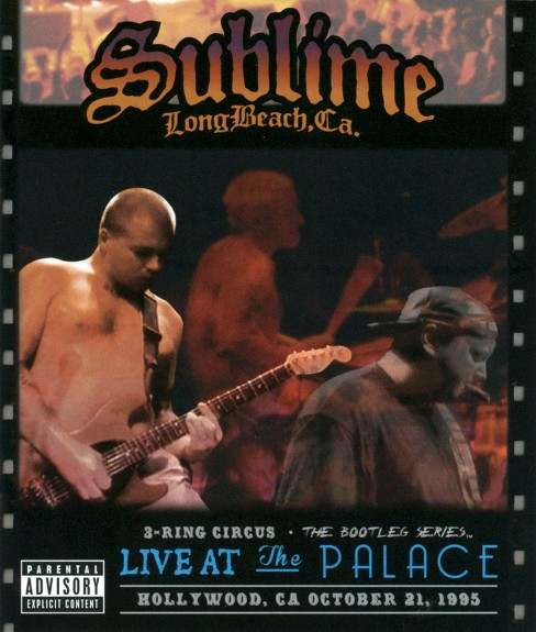 3 ring circus:Live at the palace (DVD) - image 1 of 1