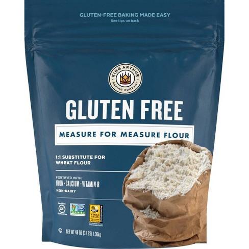 King Arthur Gluten Free Measure for Measure Flour - 48oz - image 1 of 4