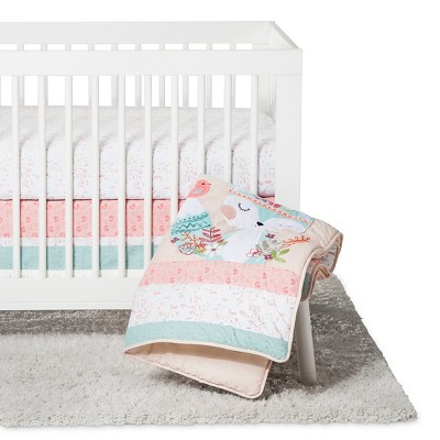 Trend Lab 3pc Crib Bedding Set Wild Forever Target