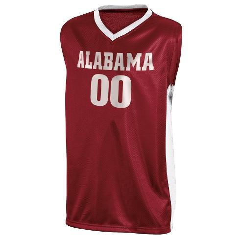 Alabama Crimson Tide Basketball Jersey >> Alabama Crimson Tide Boy S Basketball Jersey Target