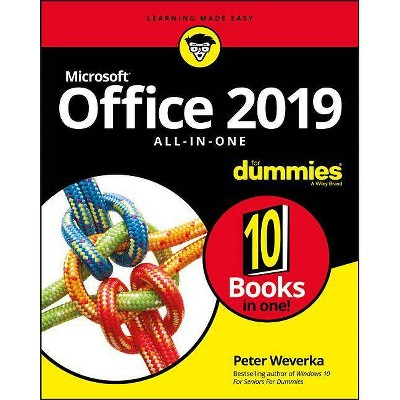Office 2019 All-In-One for Dummies - by  Peter Weverka (Paperback)