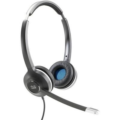 Cisco 562 Headset - Stereo - Wireless - Bluetooth - Over-the-head - Binaural - Supra-aural