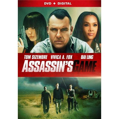 Assassin's Game (DVD)(2015)