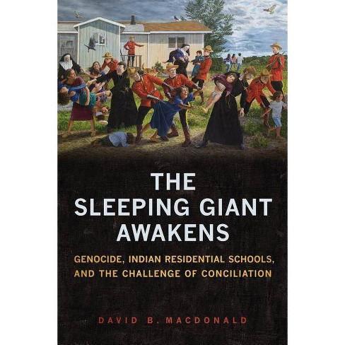 The Sleeping Giant Awakens - (Utp Insights) by  David B MacDonald (Paperback) - image 1 of 1