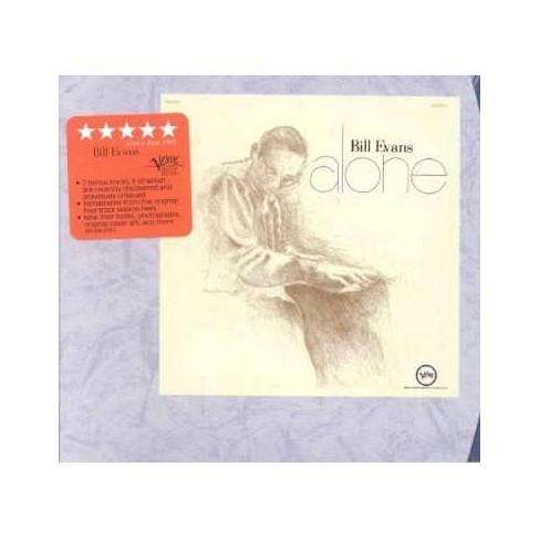 Bill (Piano) Evans - Alone (Remaster) (CD) - image 1 of 1