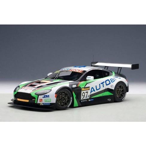 Aston Martin V12 Vantage Bathurst 12hour Endurance Race 2015 #97 A. Macdowall / D. O'Young / S. Mucke 1/18 by Autoart - image 1 of 2