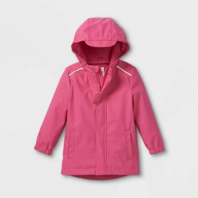 Toddler Girls' Rain Coat - Cat & Jack™ Pink