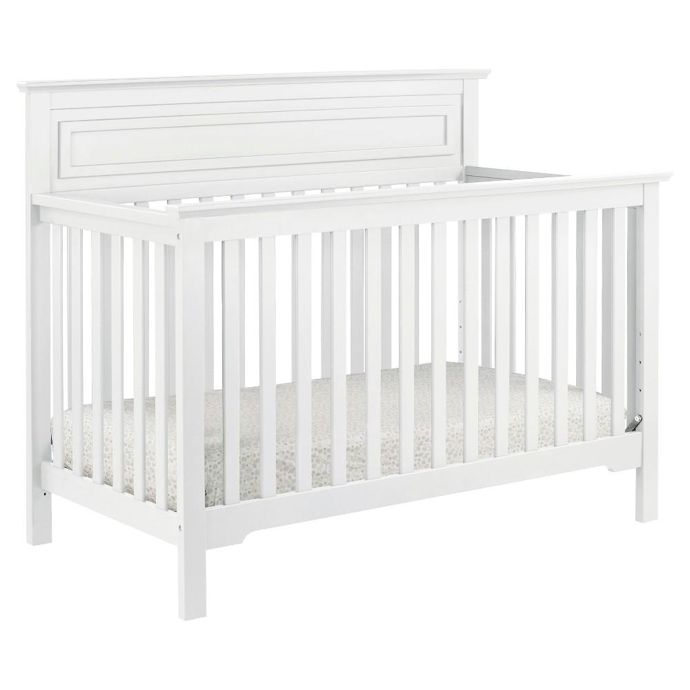 Image of DaVinci Autumn 4-in-1 Convertible Crib - White