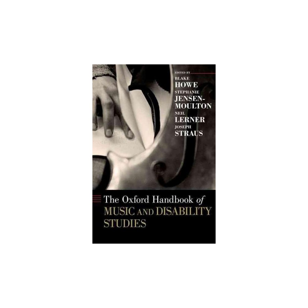 Oxford Handbook of Music and Disability Studies (Hardcover)