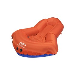 Klymit 14LDBl01C LiteWater Dinghy Packraft for Kayakers and Packrafters, Orange