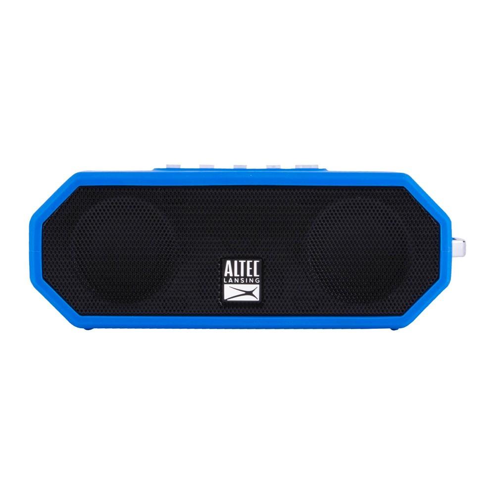 Altec Lansing Jacket H2o 4 Speaker Cobalt Blue Imw449 Cb
