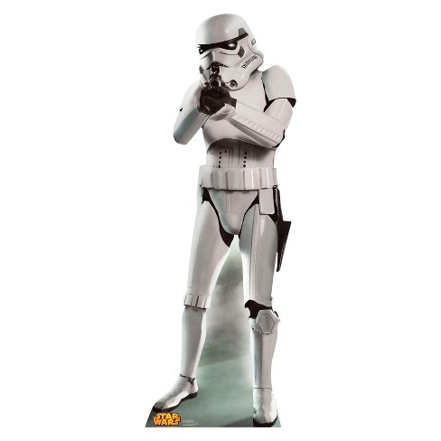 Star Wars Stormtrooper Stand Up - image 1 of 1