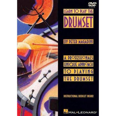 Learn To Play Drumset (DVD) - image 1 of 1