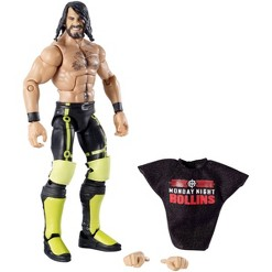 WWE Elite Collection Top Picks Seth Rollins Figure